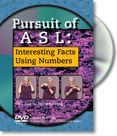 Pursuit of ASL: Interesting Facts Using Numbers