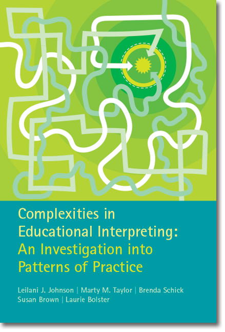 Complexities in Educational Interpreting: An Investigation into Patterns of Practice
